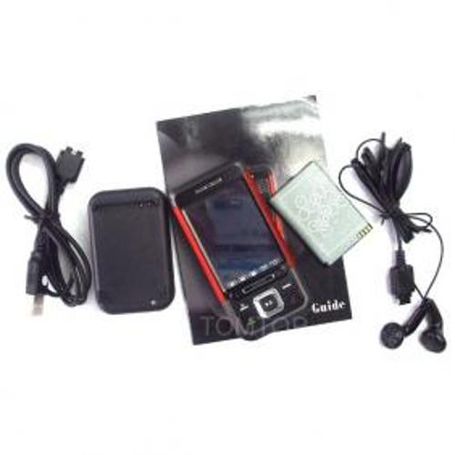 90% New 5610 Dual Sim Dual CPU GSM Mobile Cell Phone