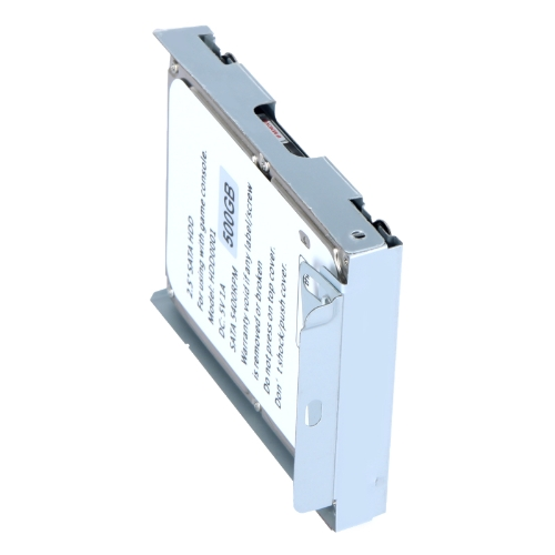 2.5in SATA Hard Disk Drive With Super Slim HDD Mounting Bracket For PS3 System CECH-400x Series 500G