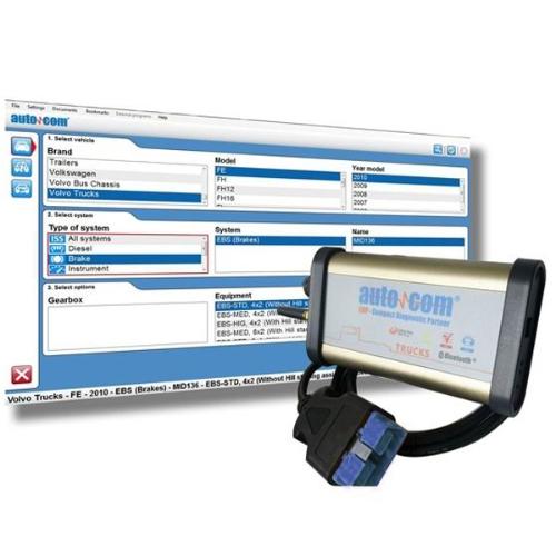 AUTOCOM CDP Pro for Trucks Diagnostic Tool