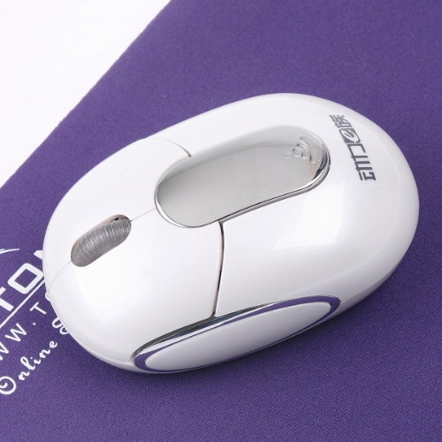 Mini Bluetooth Wireless Optical Mouse 1000 DPI  for Laptop Notebook Computer