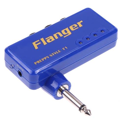 Headphone Guitar Amplifier
