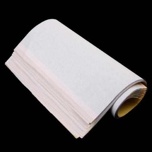 Tatuagem de estêncil transferir papel 10 pcs