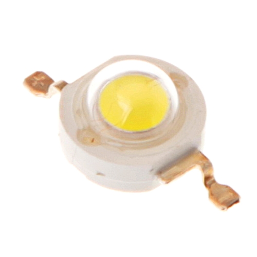 1W White Led Lamp Beads 100-110 LM