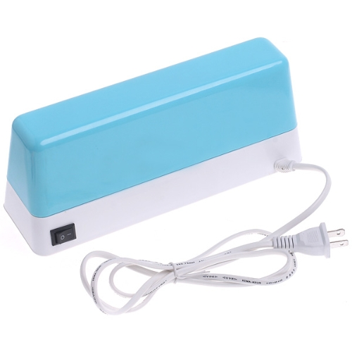 9W 110V Nail Art UV Lamp DIY Gel Curing Dryer Light Blue