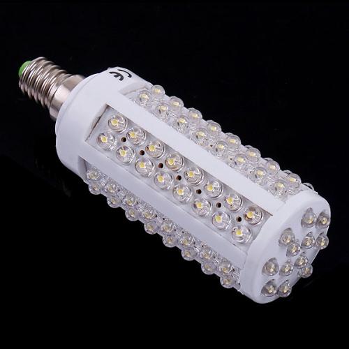 220V E14 5W 108 LED Corn Light Bulb Lamp Warm White