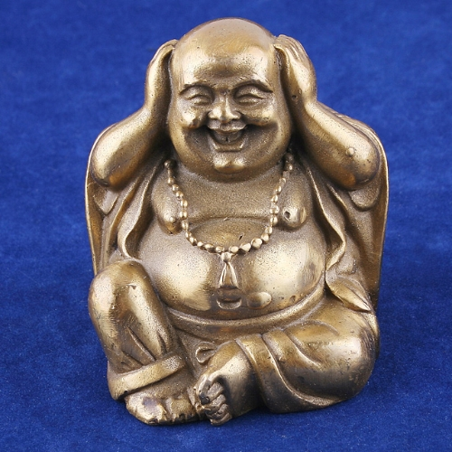 Collection Copper Craftwork Happy Buddha TOM756