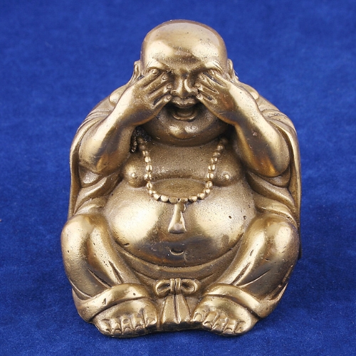 Collection Copper Craftwork Buddha Statue TOM758