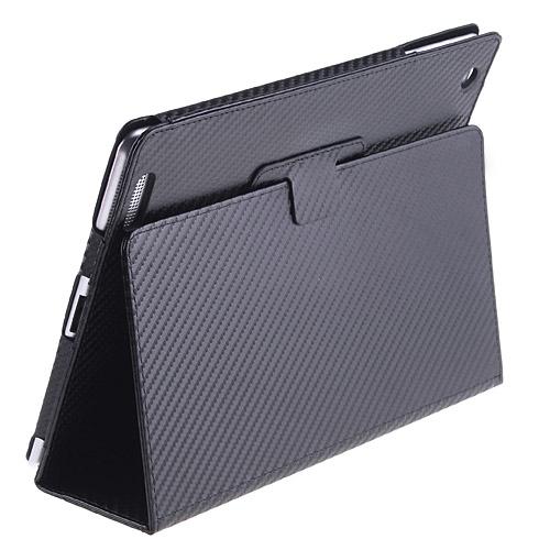 Protective PU Case for iPad 2