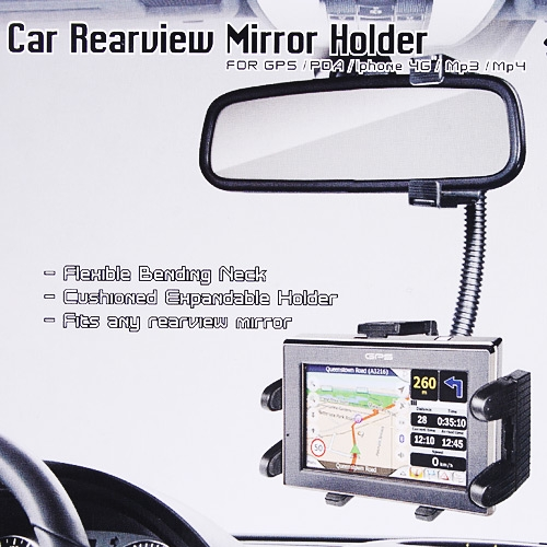 Multifunction In-Car Holder