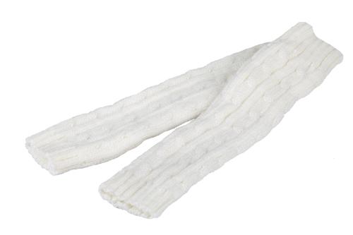Модные Мужские Зимние Женские Перчатки Варежки Теплые Вязаные бес Пальцев Длинные Руки Унисекс