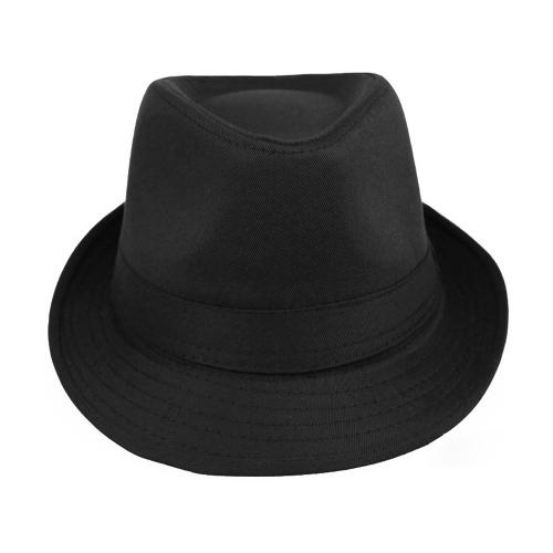 Nueva moda chico chica Jazz sombrero Topper Fedora Cool borde rizado bebé niños capitán Unisex