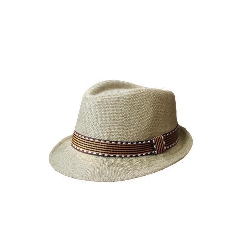 Nueva moda niños chica chico Fedora Unisex sombrero contraste Ajuste sombrero Jazz fresco sombrero Cap Chapeau