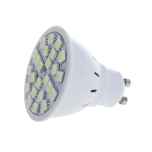 GU10 5W 24SMD 5050 LED Light Bulb Lamp Spotlight White 220V Energy Saving