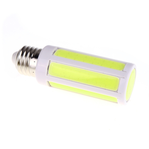 E27 9W LED mazorca maíz luz de la lámpara ahorro de energía 220V 360 grados punto blanco