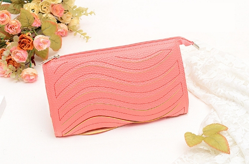 Fashion Women Clutch Bag PU Leather Handbag Candy Color Purse Wallet Small Shoulder Messenger Bag White