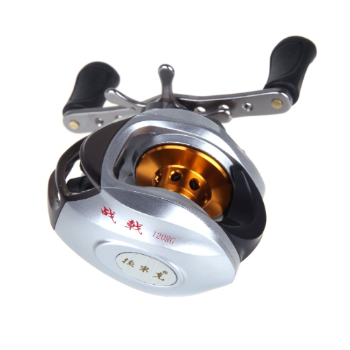 10BB 6.3:1 Right Hand Bait Casting Fishing Reel 9Ball Bearings + One-way Clutch High Speed thumbnail