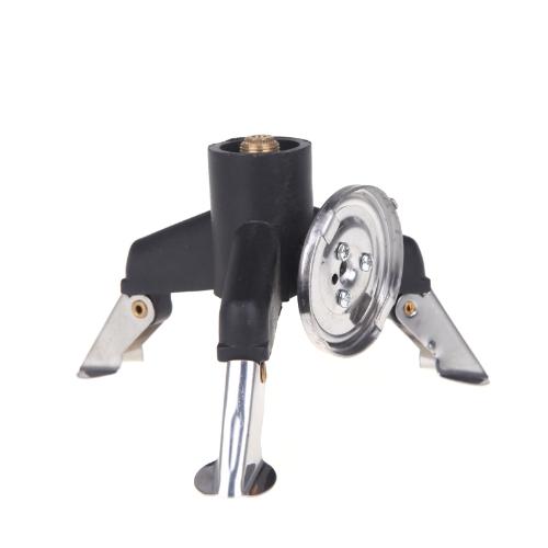 3 ноги передачи голова адаптер сопла газа бутылка Screwgate плита снаряжение для кемпинга