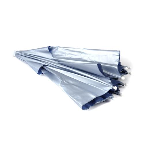 Складная спорта на открытом воздухе Гольф Рыбалка Охота кемпинг Sun Бролли зонтик Hat Cap синий фото