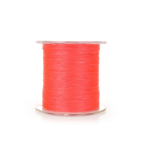 300M 30LB 0.2mm Fishing Line Strong Braided 4 Strands Red