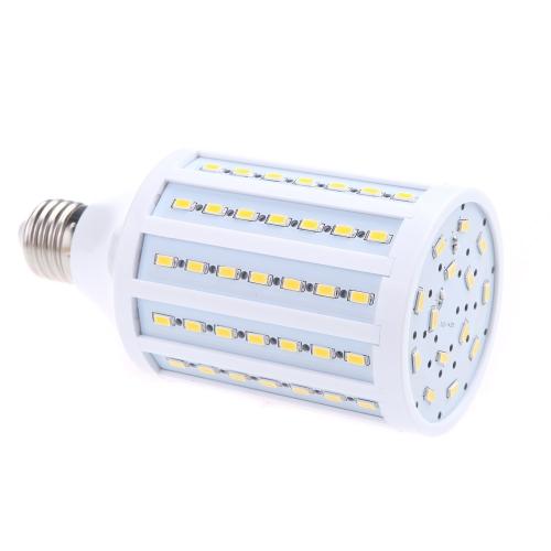 E27 220V Żarówka LED Corn lampa 5730 SMD 20W 98 LED Energooszczędne ciepły biały