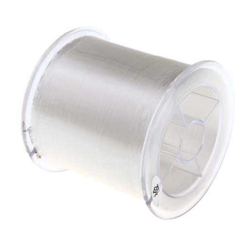 500M/0,32 mm fuerte monofilamento Nylon transparente de lineas de pesca