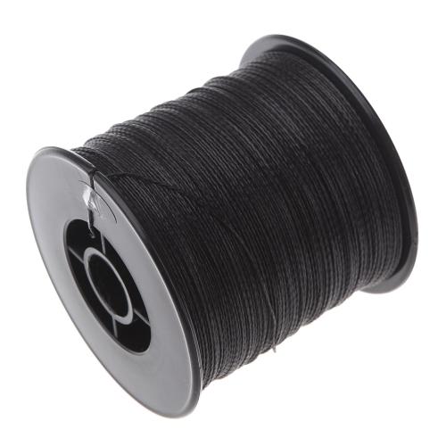300M 100LB 0.55mm Sedal línea de pesca Fuerte PE 4 filamentos trenzados
