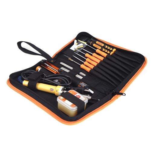 17 in 1 Primary D.I.Y Welding Tool Set JM-P03 with 30W 220V Electronic Solder