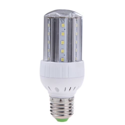 E27 5W LED ahorro de energía de 2835 30 SMD bombilla lámpara 360degree blanco 100-240 de maíz