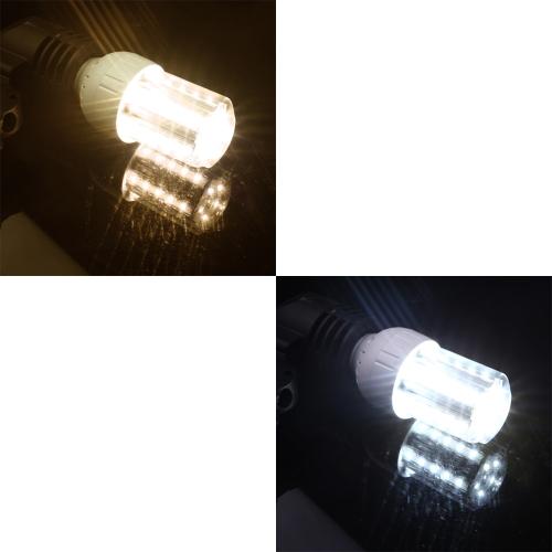 E27 5W привело 30 2835 SMD энергосберегающие кукурузы фары лампа 360 градусов теплый белый 100-240 фото