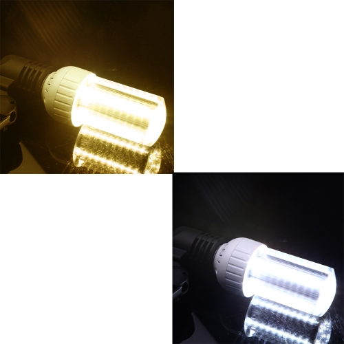 E27 14W LED 72 2835 SMD Energy Saving Corn Light Bulb Lamp 360 Degree White 100-240V