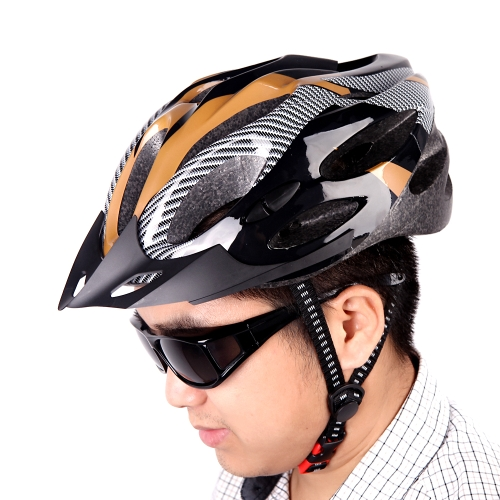 21 Vents Ultralight Sports Cycling Helmet with Lining Pad Mountain Bike Bicycle Adult
