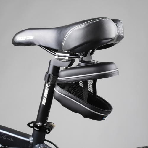 ROSWHEEL Ciclismo bicicleta bici silla asiento trasero EVA Bag rápido impermeable