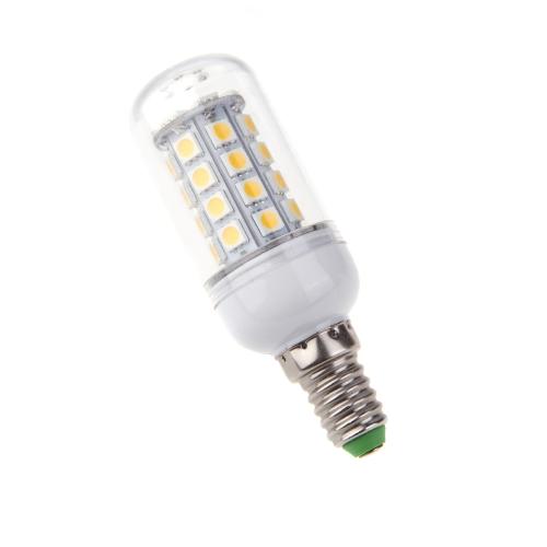 E14 5W 5050 SMD 36 LED кукуруза свет лампы лампы энергосберегающие 360 градусов теплый белый 220-240V
