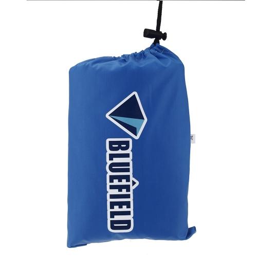 Bluefield 180 * 220cm Picnic all'aperto campeggio a prova d'umidità Mat materasso Multifuntion blu