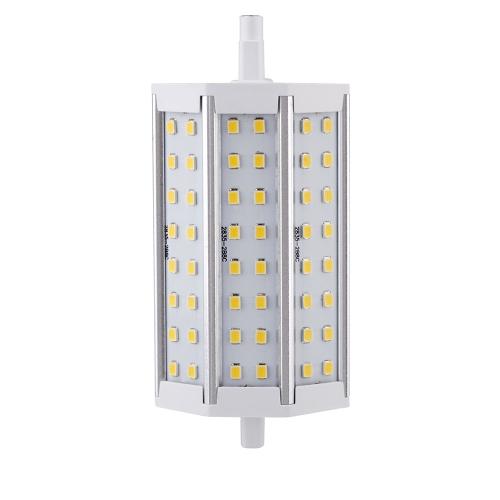 R7S 10W 85-265V LED 48 2835 SMD Lamp Energy Saving Flood Light Bulb Lamp 118mm Warm White