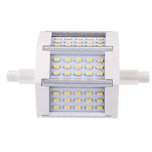 R7S 5W 85-265V LED 45 3014 SMD Lamp Energy Saving Flood Light Bulb Lamp Warm White