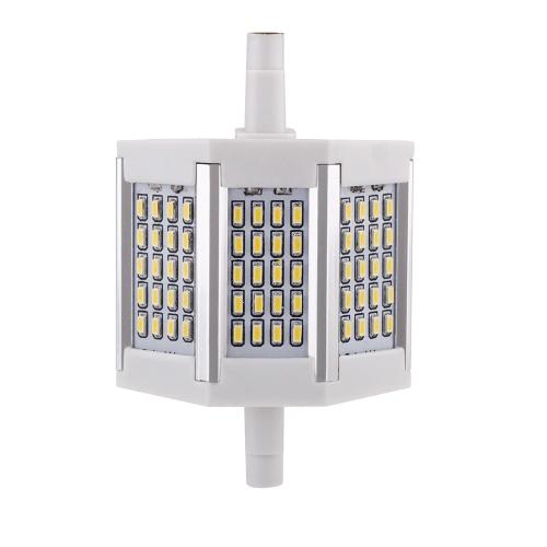 R7S 6W 85-265V LED 60 3014 SMD Lamp Energy Saving Flood Light Bulb Lamp  Warm White