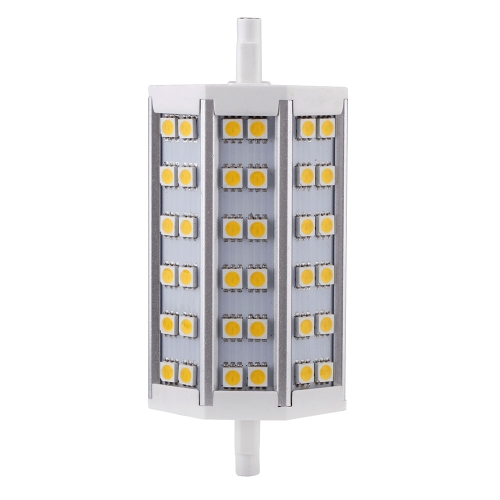 R7S 8W 85-265V LED 36 5050 SMD Lamp Energy Saving Flood Light Bulb 85-265V Warm White