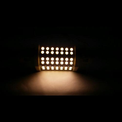R7s 9W 85-265V светодиодная 42 5050 SMD лампы энергосберегающие лампы свет лампы наводнения теплый белый
