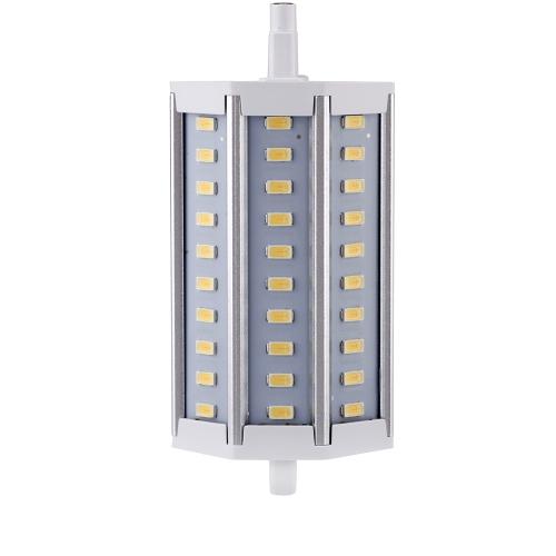R7s 12W 85-265V светодиодная 30 5730 SMD лампы энергосберегающие лампы плафона лампочки наводнения теплый белый