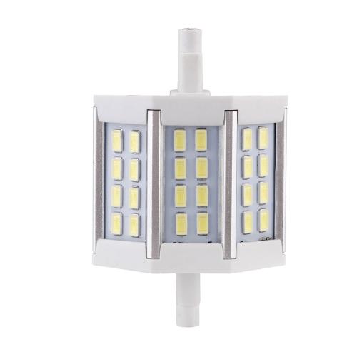 R7S 6W LED 24 5730 SMD Flood Light Bulb Lamp Energy Saving 85-265V White