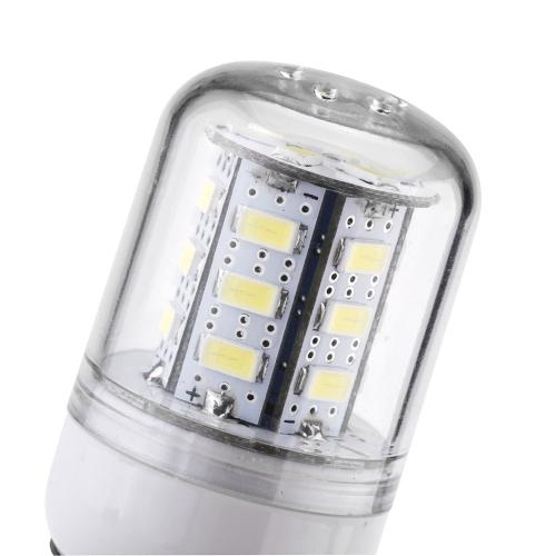 E27 4W LED SMD 24 5730 Corn żarówki światła Energy Saving Lamp 200-240V Biała