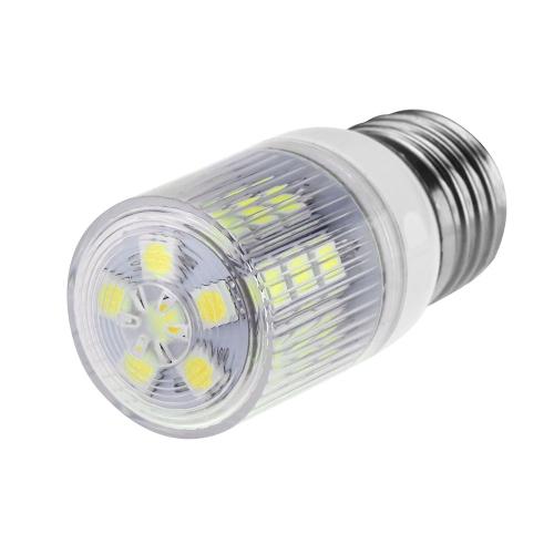 Stripe Cover LED Corn Light Bulb Lamp E27 27 5050 SMD 3.6W 230V White