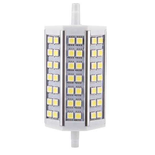 R7S 8W 42 LEDs 5050 SMD Energy Saving Light Bulb Lamp 118mm White 100-240V Replace Halogen Floodlight