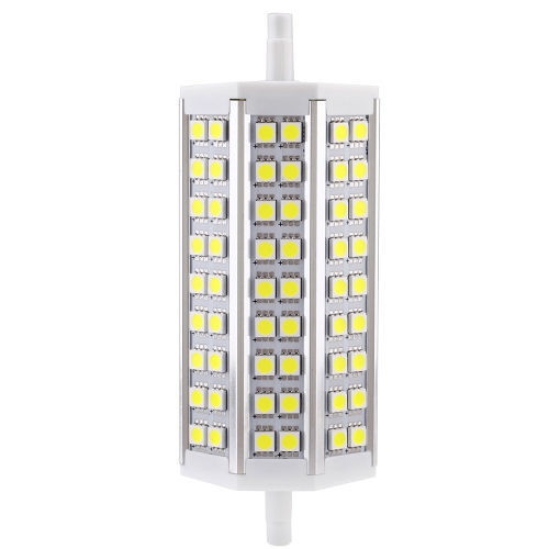 R7S 10W 54 LEDs 5050 SMD Energy Saving Light Bulb Lamp 135mm White 100-240V Replace Halogen Floodlight