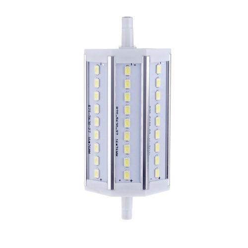 R7S 8W 27 LEDs 5630 SMD Energy Saving Light Bulb Lamp 118mm White 100-240V Replace Halogen Floodlight