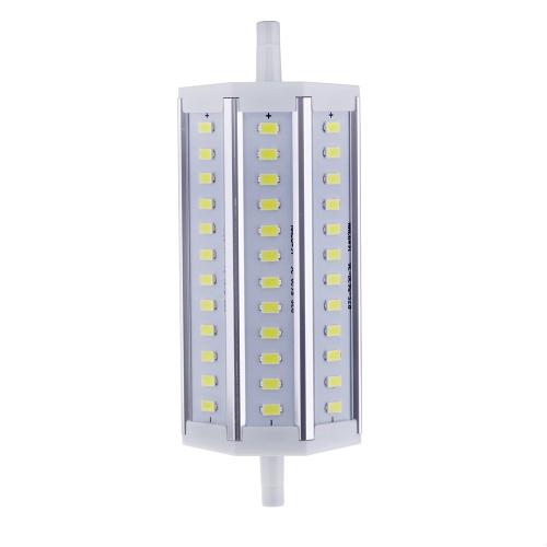 R7s 12W 36 светодиодов 5630 SMD энергосберегающие лампы лампа 135 мм белый 100-240V заменить галогеновый прожектор