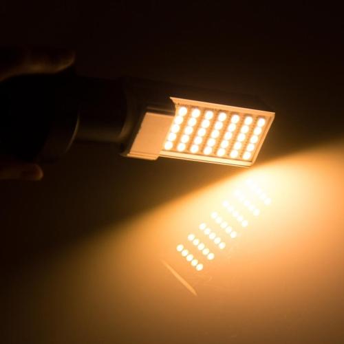 G24 6W 35 светодиоды 5050 SMD лампы лампа световой энергии сохранение теплый белый 100-240V