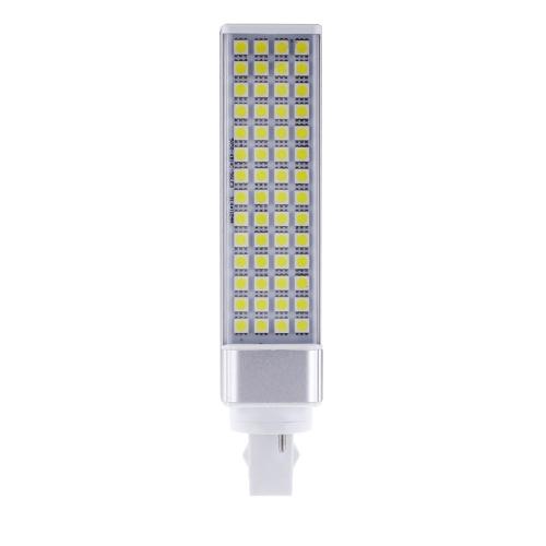 G24 10W 56 LEDs 5050 SMD Bulb Lamp Light Energy Saving White 100-240V