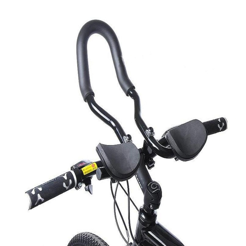 Radfahren Fahrrad MTB Aluminiumlegierung-Triathlon Aero Rest Bar Entspannung Lenker